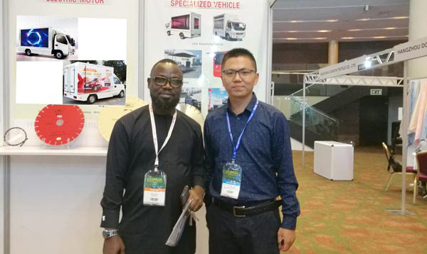 We Have Successfully Attended The China Homelife Fair Nigeria 2018