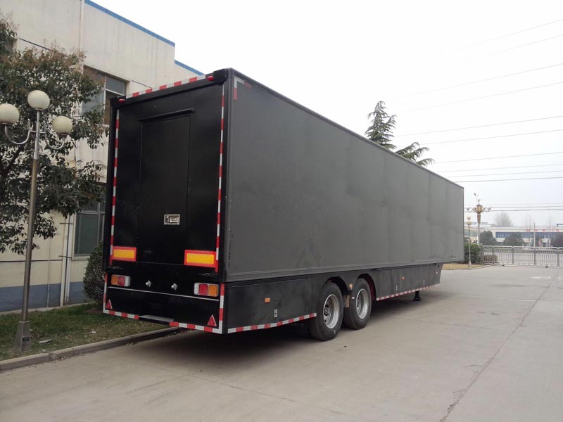 We Swan Customize All Kinds of Stage Trailer and Truck for Global Customers