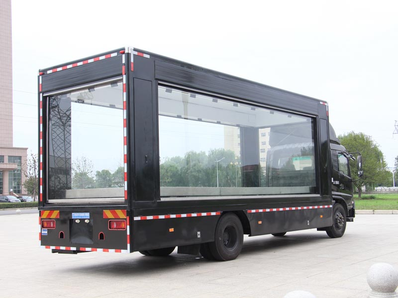 exhibition truck for sale